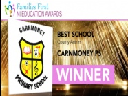 Families First NI Education Award Winners